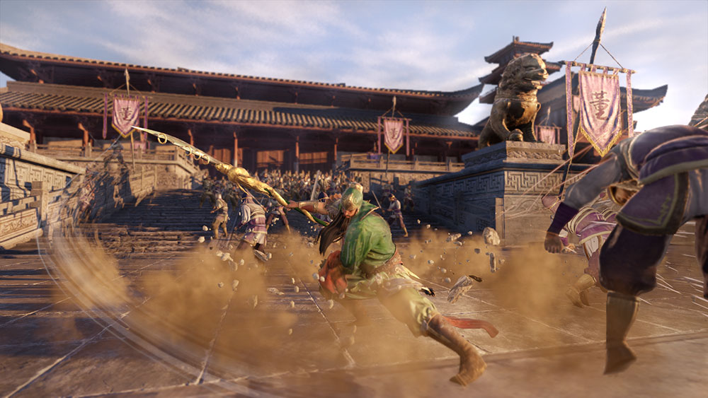 Dynasty Warriors 9 Review image 5