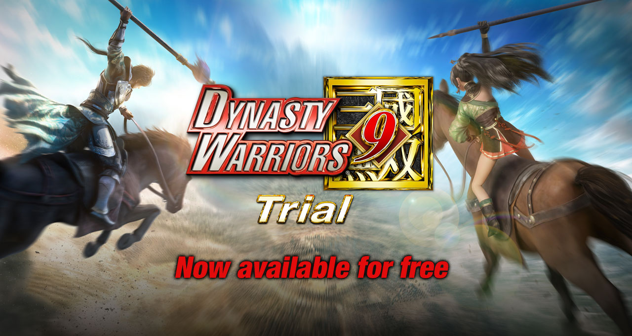 dynasty warriors 9 free to play